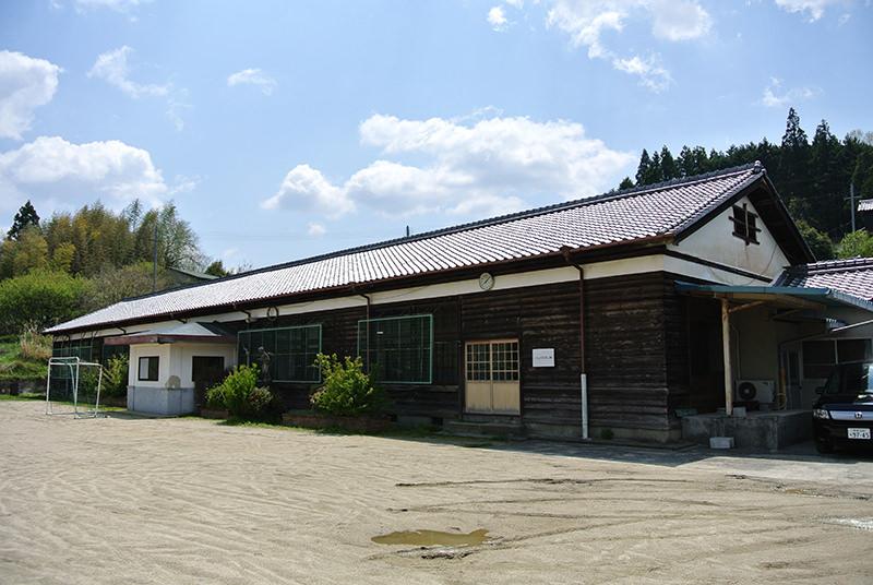 旧田山小学校