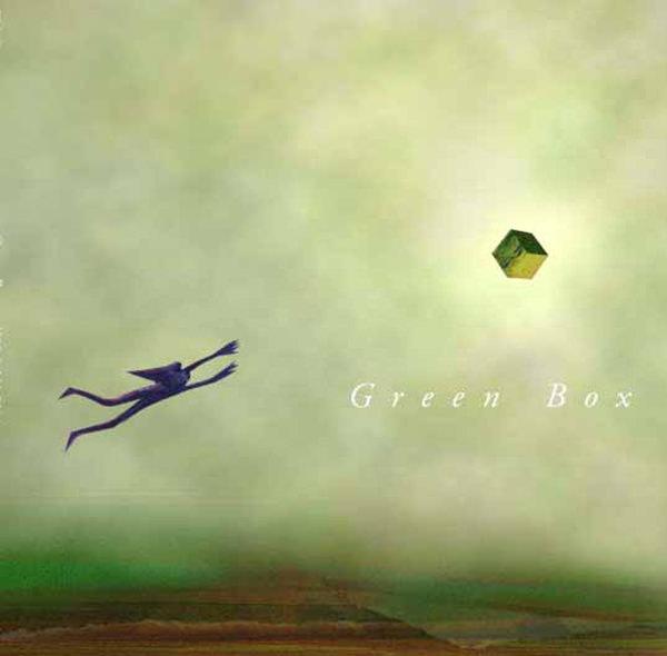 渚十吾「green box」アートワーク